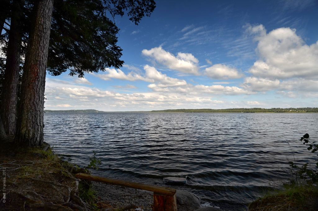 Озеро Палькъярви 3